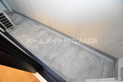 【バルコニー】アーデンタワー南堀江