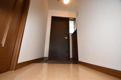 【玄関】グランソレイユ日本橋