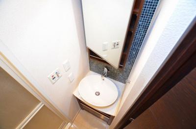 【独立洗面台】リンクパラッツォ上本町