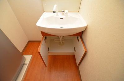 【独立洗面台】リバパレス靭公園