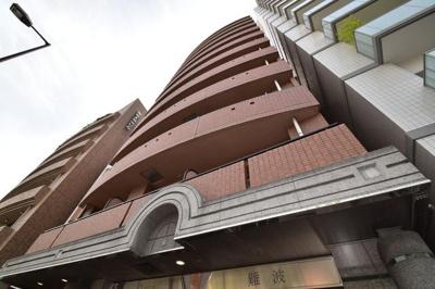 【外観】リアンジェ難波