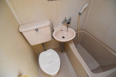 【浴室】ラ・トーレなんば