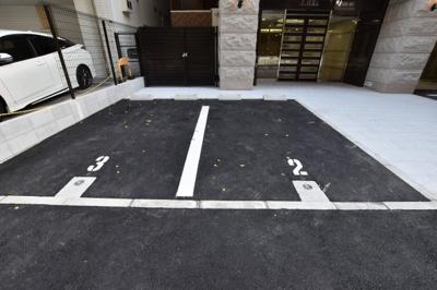 【駐車場】Luxe本町