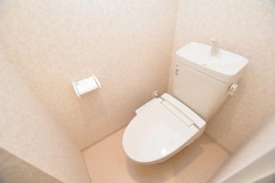 【トイレ】Luxe本町