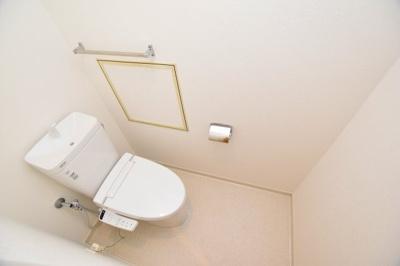 【トイレ】メゾンダイワ