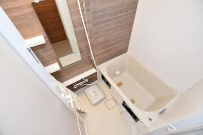 【浴室】メリディアナ天満橋