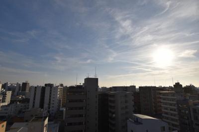 【展望】マスターズ・レジデンス桜川Ⅰ