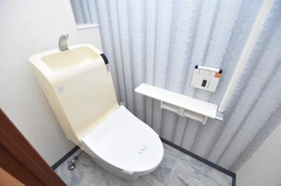 【トイレ】マスターズ・レジデンス桜川Ⅰ