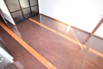 【寝室】マスターズ・レジデンス桜川Ⅰ