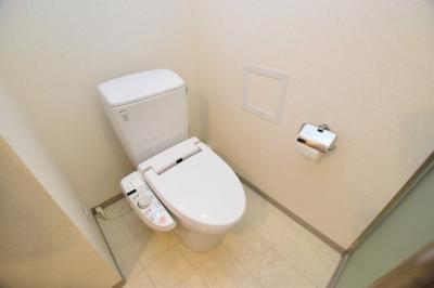 【トイレ】プライムアーバン堺筋本町
