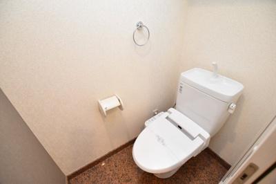 【トイレ】プラチナム松屋町