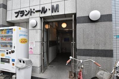 【エントランス】ブランドール・M
