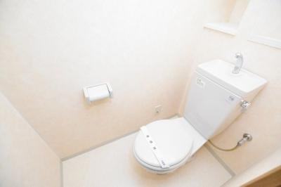 【トイレ】ブルーベル今宮