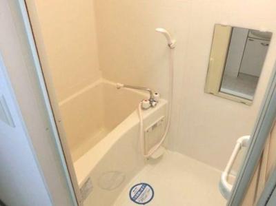 【浴室】フレアコート北浜