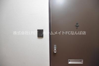 【玄関】ビジタル湊町