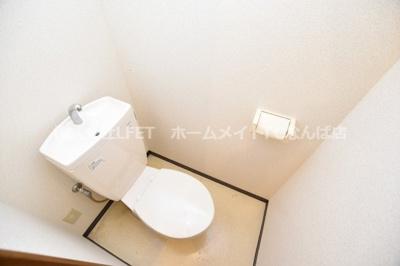 【トイレ】ビジタル湊町