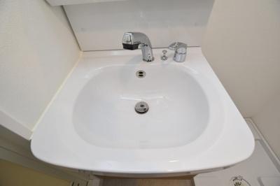 【独立洗面台】ファーストフィオーレ難波南パークサイド