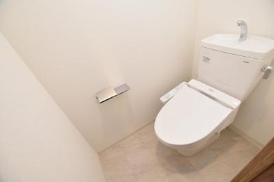 【トイレ】ファーストフィオーレ難波南パークサイド