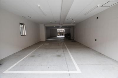 【駐車場】パークヒルズ玉造カルミア
