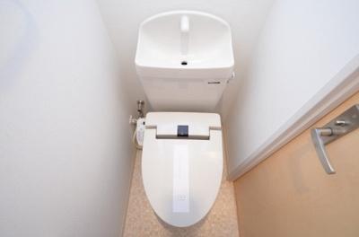 【トイレ】パークヒルズ玉造カルミア