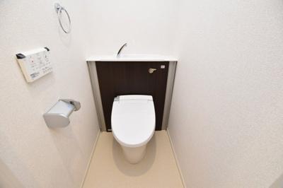 【トイレ】ドエル グランデュール
