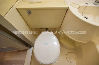 【トイレ】シティアーク日本橋