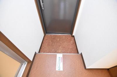 【玄関】サンプラザ大正