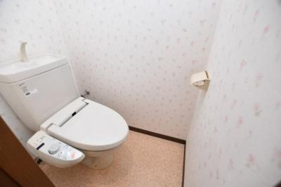 【トイレ】サンプラザ大正