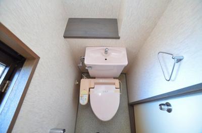 【トイレ】グレイス長堀