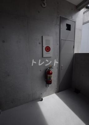 【その他共用部分】ラシクラス神楽坂