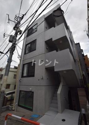 【外観】ラシクラス神楽坂