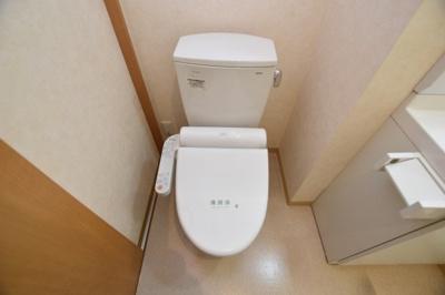 【トイレ】シーガルハイツ心斎橋EAST