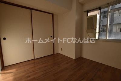 【寝室】グレイスフル桜川