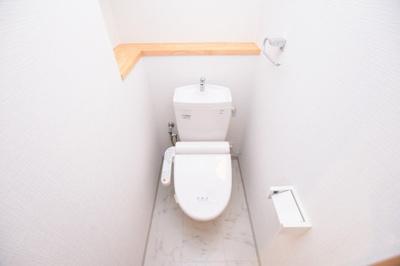 【トイレ】クリスタルグランツ難波南ポルックス