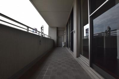 【バルコニー】NCA夕陽ヶ丘