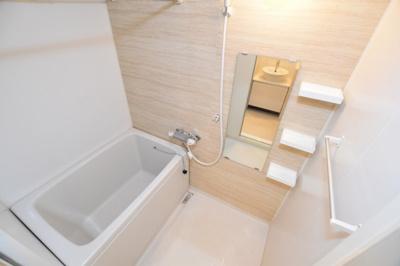 【浴室】エスライズ御堂筋本町