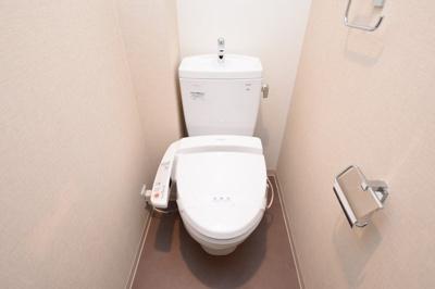 【トイレ】エスライズ難波EAST