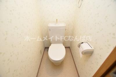 【トイレ】Vineルミエール大国町