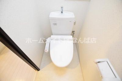 【トイレ】アーベル更紗北堀江