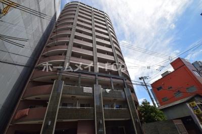 【外観】アーデンタワー西本町