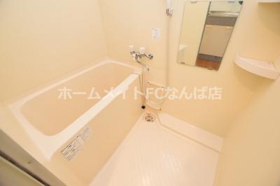【浴室】レジェンドール日本橋東