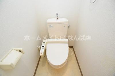 【トイレ】レジェンドール日本橋東