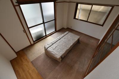 【寝室】マンション神谷