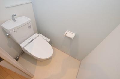 【トイレ】リーゾ エ パーネ