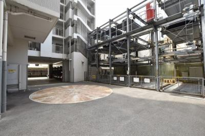 【駐車場】CITY SPIRE日本橋