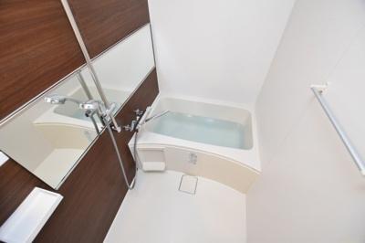 【浴室】レオンコンフォート九条ガレリア