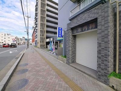 【外観】三条通ガーデンハイツ