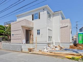 千葉市花見川区さつきが丘 新築一戸建 ※令和2年8月現地写真です。