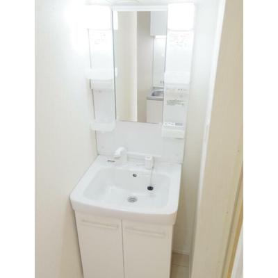 グランフェリオ都賀の洗面台