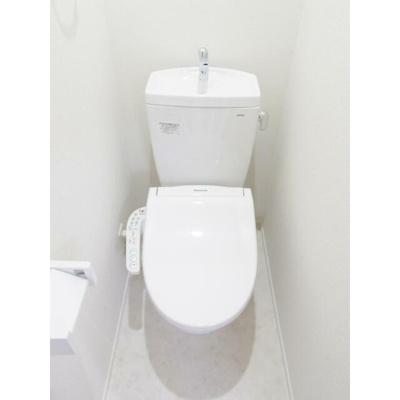 グランフェリオ都賀のトイレ